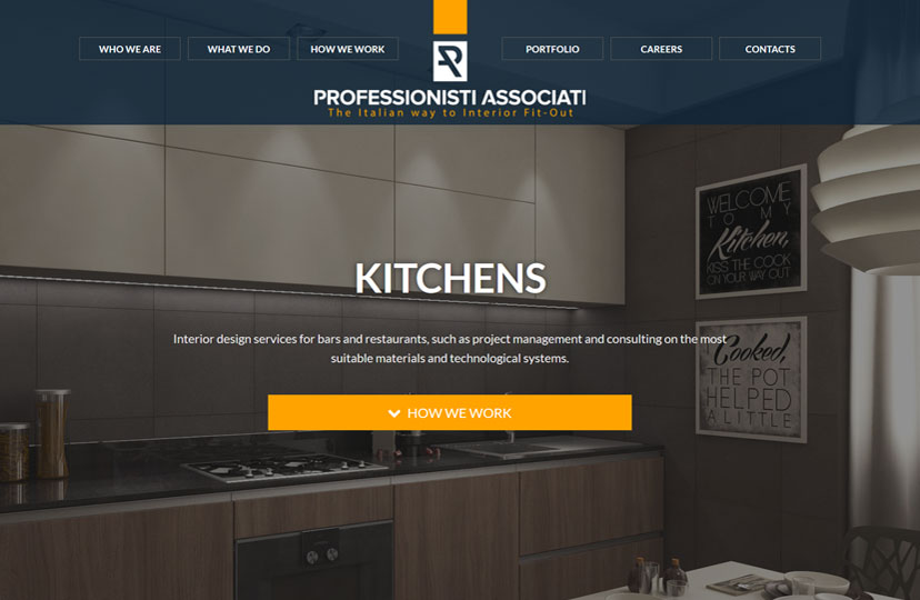 Professionisti associati design